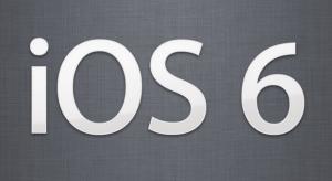 Este érkezik az új iOS 6 mobiloperációs rendszer! Így készülj a frissítésre!