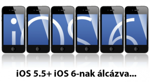 """""""Egy apokaliptikus rémlátomás"""" – szubjektív vélemény az új iOS 6-ról"""