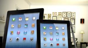 Már gyártják az iPad minit a kínai gyárakban