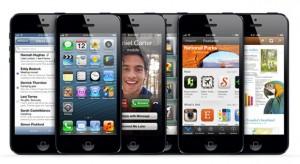 Hatmillió iPhone 5-öt kellene eladni a hétvégéig