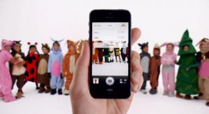 """Megérkeztek a vadonatúj iPhone 5 reklámok! – """"Say cheese!"""""""