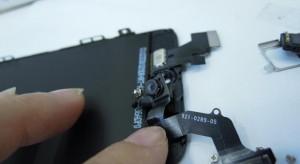 Az iPhone 5 a legjobban szerelhető telefon a szervizesek szerint