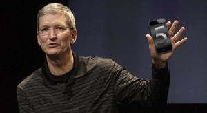 Hivatalos! 5 millió darab iPhone 5 fogyott a hétvégén világszerte