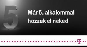Hivatalos: a Mammut-ban lesz az iPhone 5 premier parti