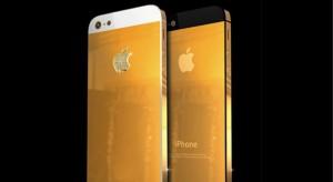 Nagyjából 7,5 millió forintba kerül a 64GB-os színarany iPhone 5