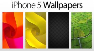 A legjobb iPhone 5 háttérképek egy helyen