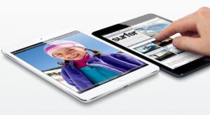 Az Apple bemutatta az iPad mini és a negyedik generációs iPad készüléket