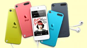 Megkezdődött az új iPod készülékek szállítása, kijött az új reklám is