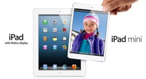 Apple: 3 millió eladott iPad mini 3 nap leforgása alatt