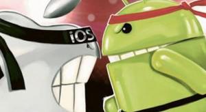 Hasonlóságok és különbségek iOS és Andorid appok készítésekor