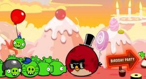 A harmadik születésnap alkalmából megjelent az Angry Birds 3.0