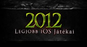 iPhoneHungary – Ezek voltak 2012 legjobb iOS játékai!