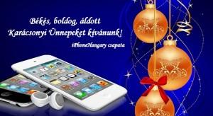 Nagy Karácsonyi Nyereményjáték – Nyerj iPod touch készüléket és egyéb értékes kiegészítőket!