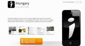 Töltsd le Te is az új Apple termékedre az iHungary alkalmazást