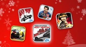 Karácsonyi leárazásokba kezdtek a játékgyártó cégek – irány az App Store!