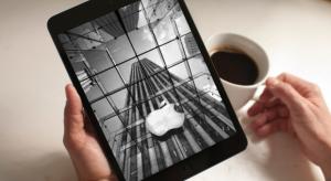 A második generációs iPad mini már 326ppi pixelsűrűségű kijelzővel jön