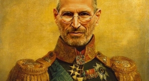 Díszítsd a szobád Steve Jobs, a keménykezű orosz tábornok képével