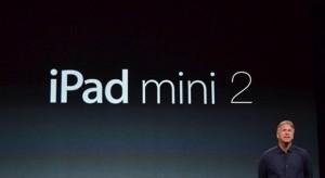 Csupán októberben jelenik meg a retinás iPad mini 2?