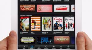 Az Oscar gálán debütált az új iPad mini reklámja