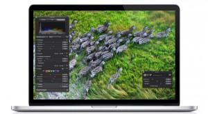 A 15′-ös Retina Macbook Pro-t új alkatrészekkel is felszerelik