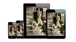 Készül a Slide Magazin legújabb száma