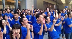 Eladósodnak a kínai egyetemisták az okostelefon-őrület miatt
