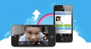 Itt a Skype 4.6 iPhone-ra és iPadre rengeteg újítással!