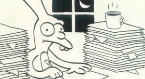A Simpsonék atyja is reklámozta régen a Mac-et