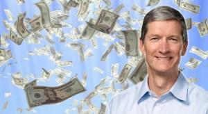 Tim Cook ne törődjön mással, vásárolja vissza a részvényeket
