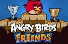 Csütörtökön érkezik az Angry Birds Friends az AppStore-ba