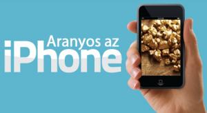 Az iPhone készülékek felérnek egy aranybányával + Infografika