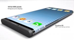 Koncepcióvideó – Ilyen lehetne a teljes kijelzős iPhone 6