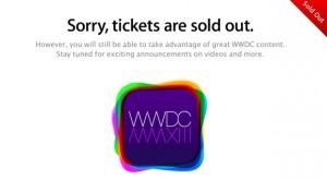 Idén rekordidő alatt fogytak el a WWDC konferenciára a jegyek