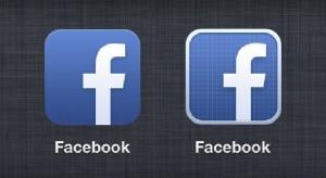 Új ikon és frissítés érkezett a Facebook alkalmazáshoz