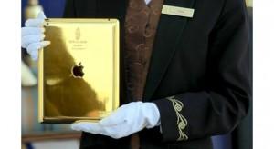 Dubai: ahol 24 karátos arany iPad jár minden egyes szobához