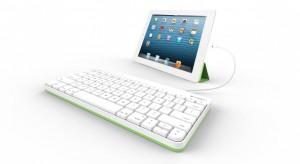 A Logitech az iskolákat célozza meg az új vezetékes iPad billentyűzetével