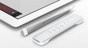 iPad kompatibilis okosceruzát és digitális vonalzót mutatottak be