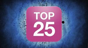 Apple – A legjobb 25 ingyenes és fizetős, iPhone és iPad alkalmazás