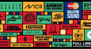 Megérkezett a MasterCard Balaton Sound hivatalos alkalmazása