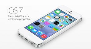 WWDC 2013 – Bemutatjuk a megújult iOS 7 mobiloperációs rendszert