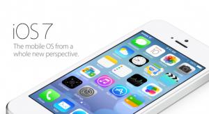 Ősszel érkezik az iOS 7! Az Apple kiadott egy hivatalos bemutató videót