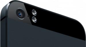 Ilyen lesz az iPhone 5S kamera alkalmazása és dual LED vakuja