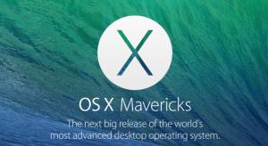 WWDC 2013 – Bemutatkozott az új OS X Mavericks