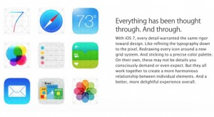 Lecserélik az iOS 7 ikonjait?