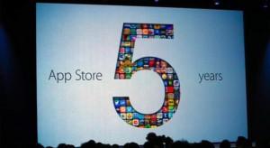 5. születésnapját ünnepli az App Store