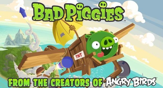 A Bad Piggies frissítése több újdonságot is tartogat