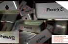 Hamis lehet a műanyag iPhone csomagolását ábrázoló fotó