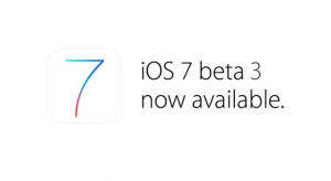 iOS 7 beta 3 videóbemutató!