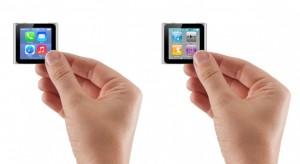 Így nézne ki az iOS 7 az iPod nano-n