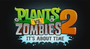 Megjelent a Plants vs. Zombies 2